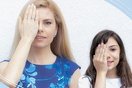 БЕЗПЛАТЕН очен скрининг на вашето дете през месеците септември и октомври: - голяма снимка